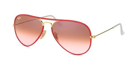 RAY BAN 3025 J-M AVIATOR FULL COLOR 001/X3 58-14 2 N